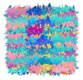 Diseño gráfico del extracto del fondo del vector Imágenes de archivo libres de regalías