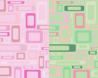 Diseño gráfico retro Imagen de archivo libre de regalías