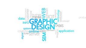 Diseño gráfico, tipografía animada
