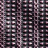 Diseño grabado en relieve en el diseño de cuero resistido 3 del final Fotografía de archivo