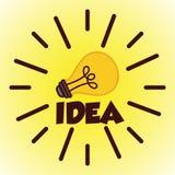 Diseño grande de las ideas Fotos de archivo