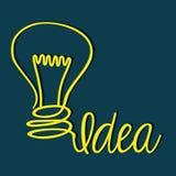 Diseño grande de las ideas Imágenes de archivo libres de regalías