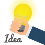 Diseño grande de las ideas Foto de archivo libre de regalías