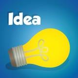 Diseño grande de las ideas Fotografía de archivo