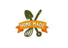 Diseño hecho a mano del logotipo Foto de archivo libre de regalías