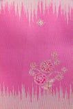 Diseño hermoso del arte de seda Fotos de archivo libres de regalías