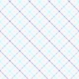 Diseño inconsútil cruzado neón en colores pastel Foto de archivo libre de regalías