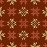 Diseño inconsútil del azulejo del papel pintado Fotografía de archivo libre de regalías