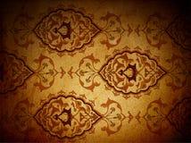 Diseño inconsútil turco del otomano tradicional Fotografía de archivo libre de regalías