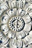 Diseño inspirado indio del yeso Fotos de archivo