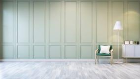 Diseño interior Imagen de archivo