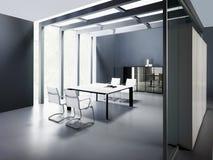 Diseño interior de la oficina Foto de archivo