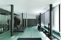 Diseño interior, moderno Imágenes de archivo libres de regalías