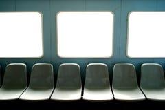 Diseño interior retro moderno Fotografía de archivo libre de regalías