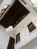 Diseño interior - techo Imágenes de archivo libres de regalías