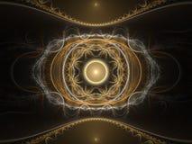 Diseño intrincado de los ornamentos Fotografía de archivo libre de regalías