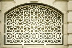 Diseño islámico imagen de archivo libre de regalías