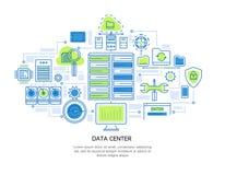 Diseño linear de Datacenter