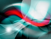 Diseño liso texturizado de la onda del negocio Fotos de archivo