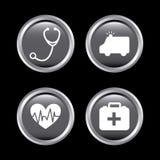 Diseño médico Fotos de archivo
