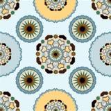 Diseño marroquí Fotografía de archivo libre de regalías