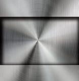 Diseño metálico imágenes de archivo libres de regalías