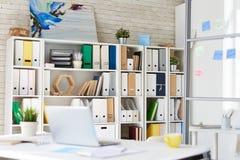 Diseño moderno de la oficina Fotos de archivo libres de regalías