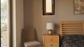 Diseño moderno y elegante de dormitorio almacen de video