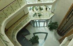 Diseño muy creativo dentro del hotel Foto de archivo