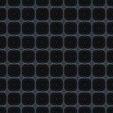 Diseño negro del nilón y de la materia textil Imagen de archivo