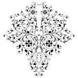 Diseño ornamental Fotografía de archivo libre de regalías
