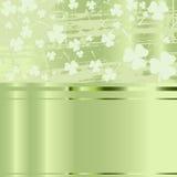 Diseño para el día del St. Patrick Fotografía de archivo libre de regalías