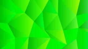 Diseño polivinílico bajo de moda verde eléctrico del contexto stock de ilustración