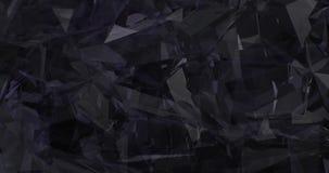 Diseño profundo abstracto del lustre del fondo de las joyas (lazo) ilustración del vector