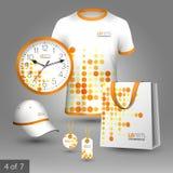 Diseño promocional de los elementos Fotos de archivo libres de regalías
