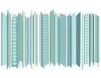 Diseño rayado del fondo Fotos de archivo