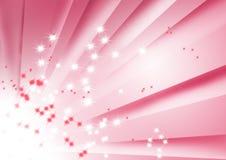 Diseño rayado rojo con repartir las estrellas libre illustration