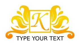 Diseño real 2 del logotipo Foto de archivo libre de regalías