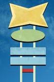 Diseño retro de la muestra stock de ilustración