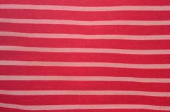 Diseño rojo de la raya Fotos de archivo