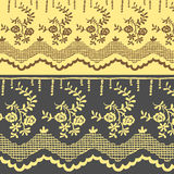 Diseño set16 del cordón Imagenes de archivo