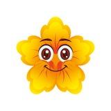 Diseño sonriente de las caras Fotografía de archivo libre de regalías