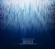 Diseño subacuático del fondo del glaciar abstracto del vector Foto de archivo libre de regalías