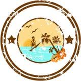 Diseño sucio del verano Fotos de archivo libres de regalías