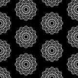 Diseño tradicional del modelo étnico geométrico para el fondo, alfombra, papel pintado, ropa, envolviendo, batik, tela, sarong Fotos de archivo libres de regalías