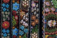 Diseño tradicional rumano Imágenes de archivo libres de regalías