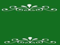 Diseño verde Imagen de archivo libre de regalías