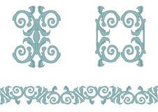 Diseño verde ilustración del vector