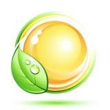 Diseño verde stock de ilustración