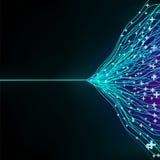 Diseño verde abstracto de la energía. EPS8 libre illustration